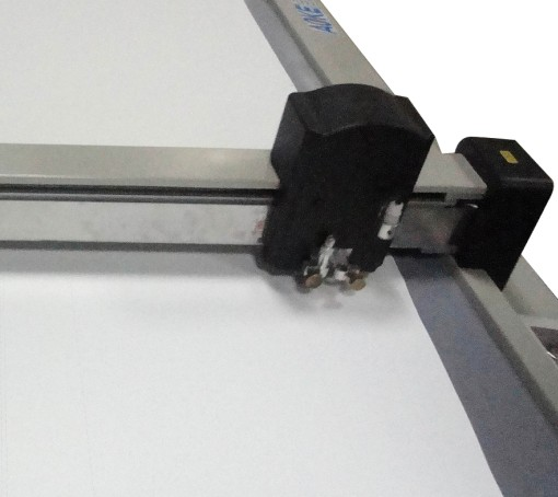 backlit film cutting table cutter plotter sample maker