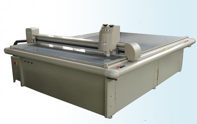 CNC gasket cutting plotter sample maker machine