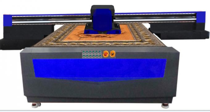 large format flatbed printing table