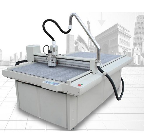 Clothing Sew Seam Stitch Merrow Overlock Template Acrylic Down-cut CNC Digital Router Machine