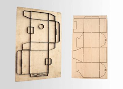 Die Cut Mold Wooden Board Cutter Machine