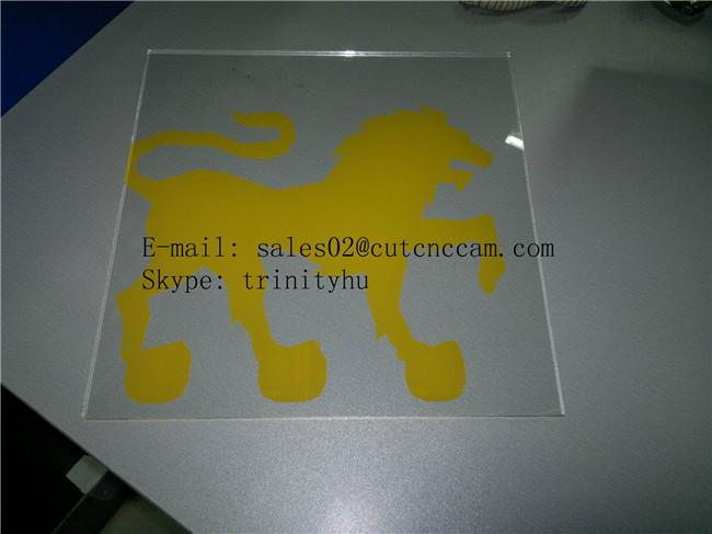 glass protect film cutter
