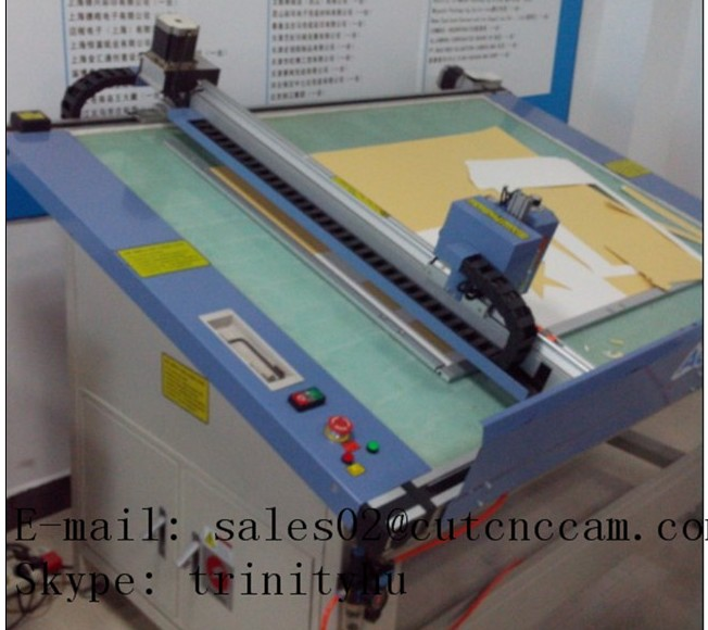 passepartout CNC cutting table