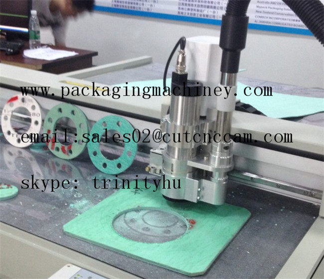 Hard Gasket Material Router Cutting Machine