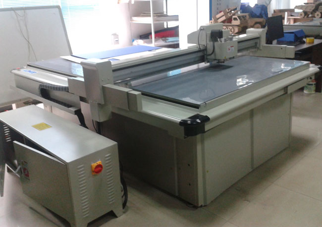 gasket CNC cutting plotter machine