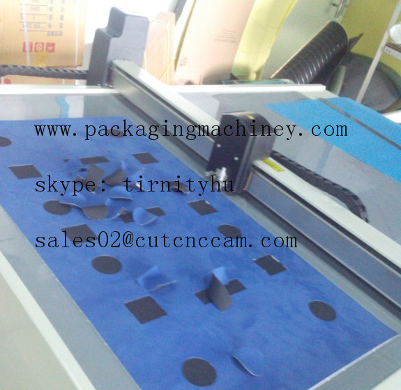 offsety printing blanket CNC cutter
