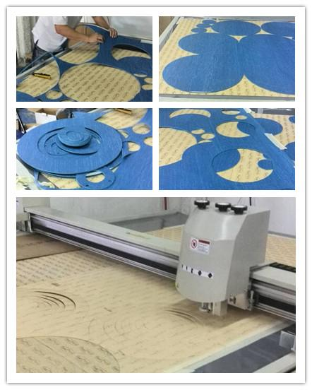 gabir gasket CNC cutting eqipment production machine