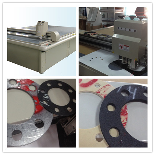 Synthetic Fiber Nitrile Bound gasket making equipment