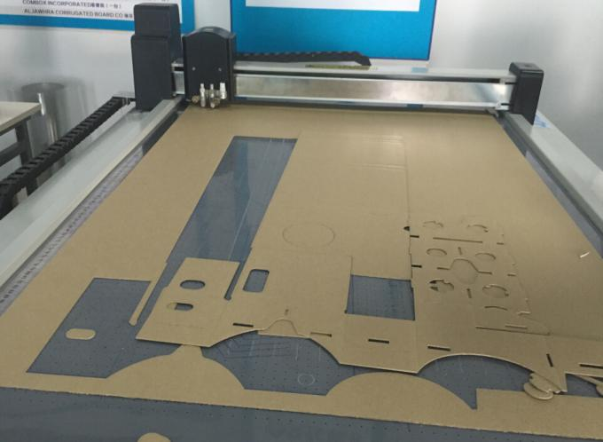 Google Cardboard Production Cnc Cutting Table Making