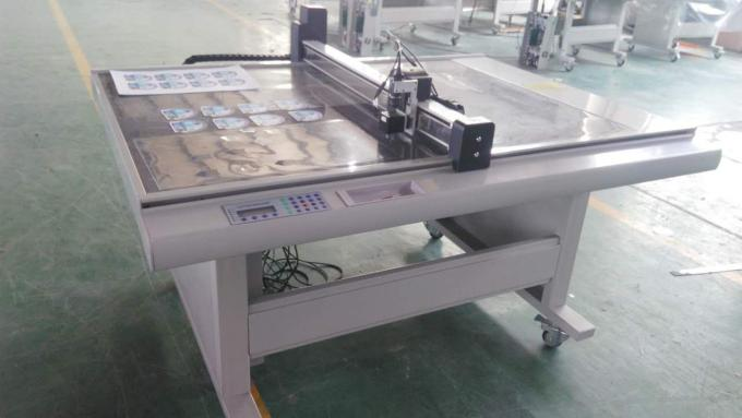cardboard cutting table small production making cutter