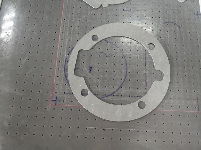 gasket cnc cutting table production cutter
