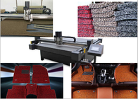 China roll carpet cnc cutting table production making cutter machine factory