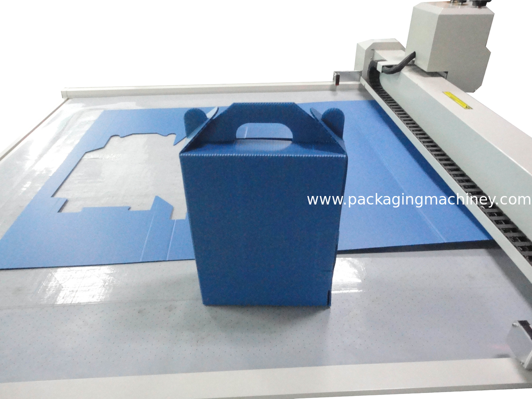 pp plate sheet cutter machine pp plate sheet sample making machine