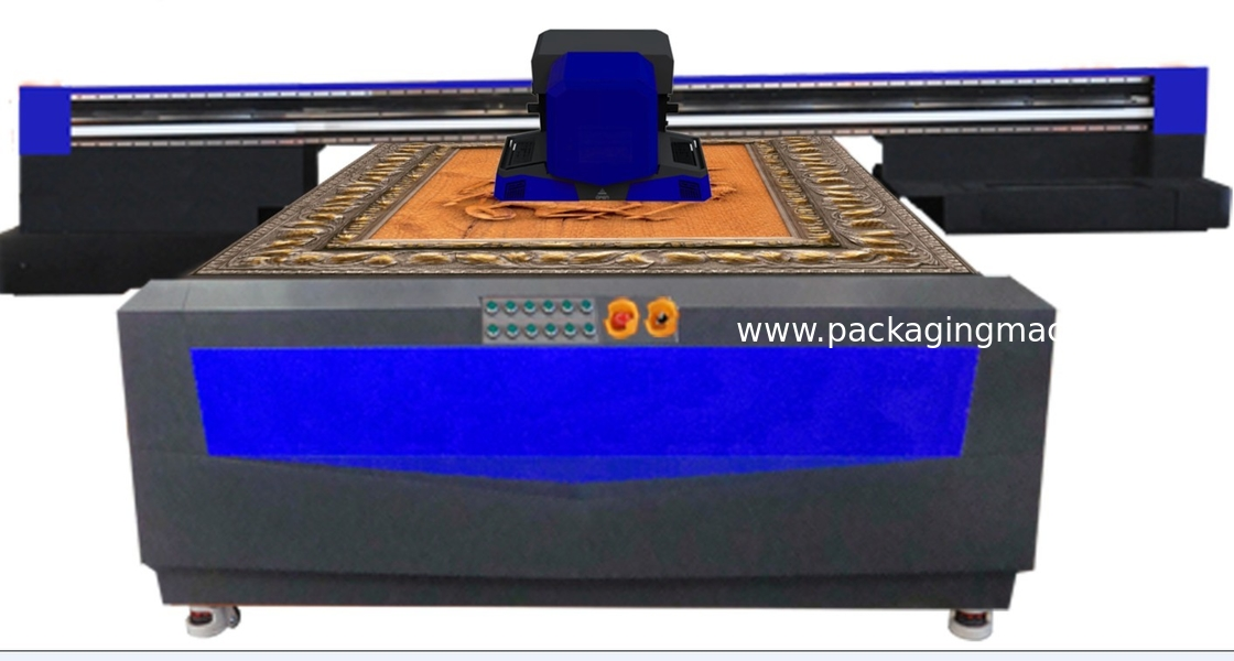 large format flatbed printing machinery