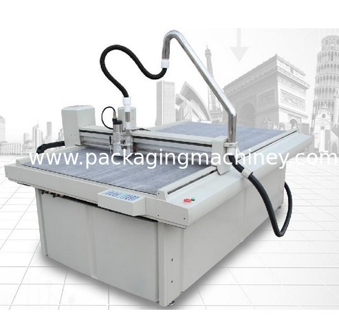 clothing sewing template cutting machine