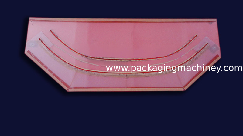 waist of trousers sewing plate