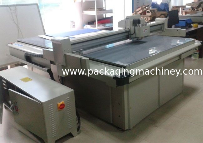 CNC gasket pattern cutting plotter machine