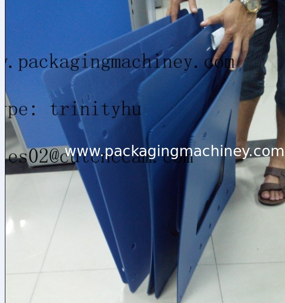 Agriculture green house panels Coroplast PVC corrugated cutter