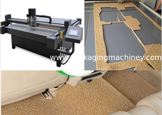 PVC  coil wire ring floor mat production machine