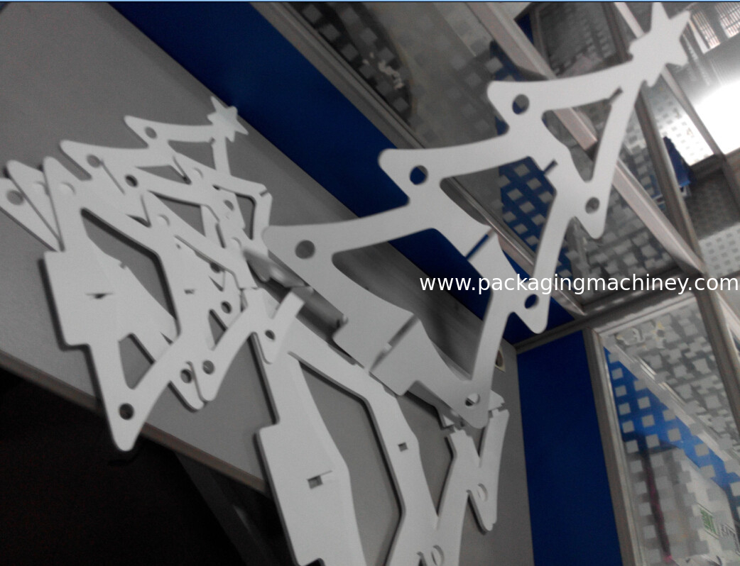 Christmas Tree Display CNC Cuttng Table Production Making Cutting table