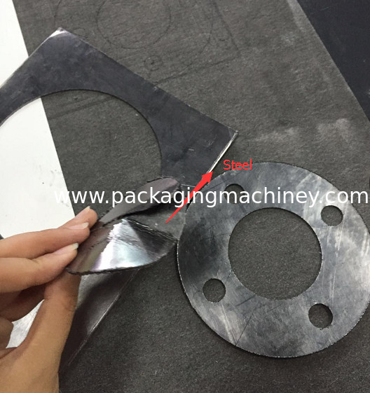 Wire Mesh Gasket CNC Cutting Plotter Samll Production Making Machine