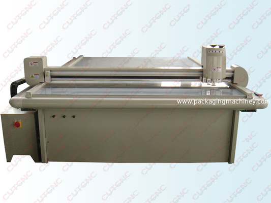 China Shoes box sample maker cutter plotter distributor