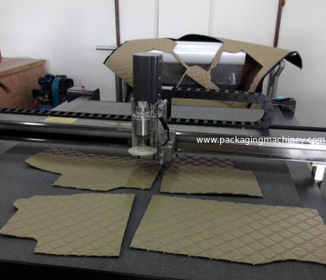 China Personalized Car Mats Production CNC Making Cutting Table distributor