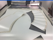 lampshade cnc cutting table production making machine